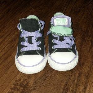 Toddler girls Converse